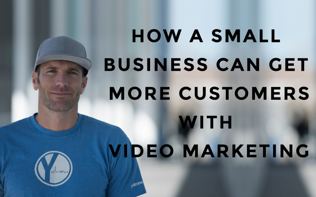 How Small Businesses Can Use Video Marketing To Get More Customers.